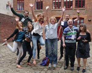Design Challenge team