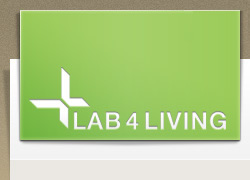 Lab4Living logo